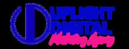 2020 AUGUST uplight digital logo design_